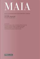 Maia. Rivista di letterature classiche. Vol. 3