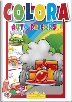 Colora auto da corsa