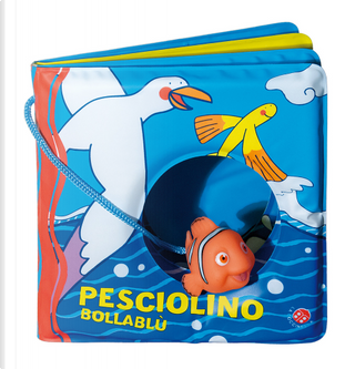 Pesciolino bollablu by Gabriele Clima