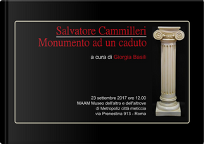 Salvatore Camilleri. Monumento ad un caduto