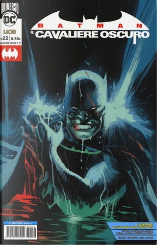 Batman. Il cavaliere oscuro. Vol. 22