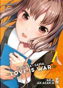 Kaguya-sama. Love is war. Vol. 7 by Aka Akasaka