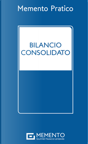 Memento pratico bilancio consolidato