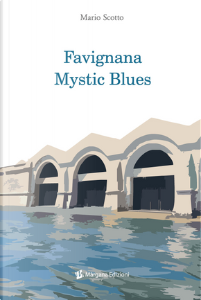 Favignana mystic blues by Mario Scotto