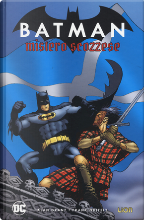 Mistero scozzese. Batman by Alan Grant