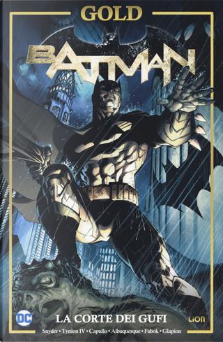 La corte dei gufi. Batman by Greg Capullo, Scott Snyder