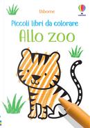 Allo zoo. Piccoli libri da colorare by Kirsteen Robson