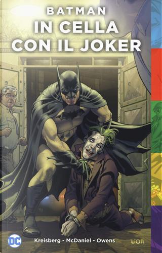 In cella con il Joker. Batman by Andrew Kreisberg