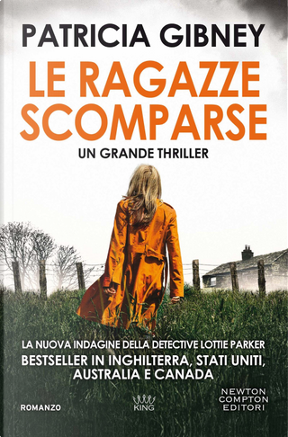 Le ragazze scomparse by Patricia Gibney