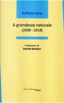 A grandezza naturale (2008-2018) by Raffaela Fazio