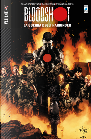 Bloodshot. Vol. 3: La guerra degli Harbinger by Duane Swierczynski