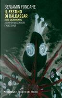 Il festino di Baldassar. Auto-sacramental by Benjamin Fondane