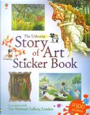 Story of art. Con adesivi by Sarah Courtauld