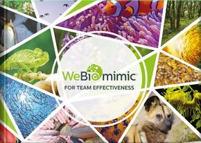 WeBiomimic for team effectiveness. Ediz. italiana e inglese by Silvia Mirandola