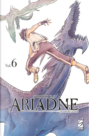 Ariadne in the blue sky. Vol. 6 by Norihiro Yagi