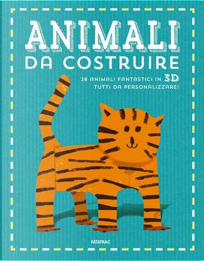 Animali da costruire by Anton Poitier