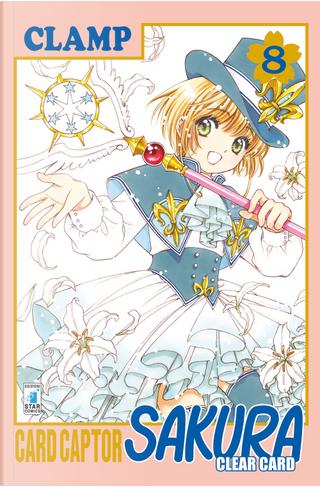 Card Captor Sakura. Clear card. Vol. 8 by CLAMP