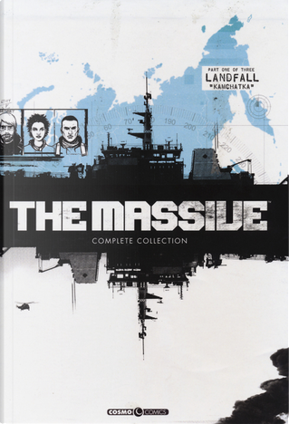 The massive. Complete collection. Vol. 1-9 by Brian Wood