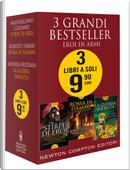 3 grandi bestseller. Eroi in armi: Stirpe di eroi-Roma in fiamme-La guerra infinita by Andrea Frediani, Massimiliano Colombo, Roberto Fabbri