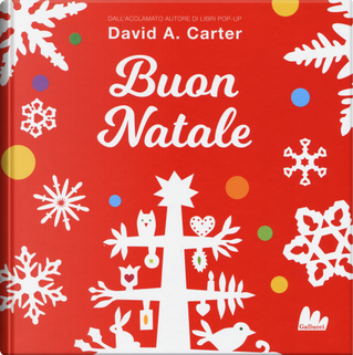 Buon Natale. Libro pop-up by David A. Carter