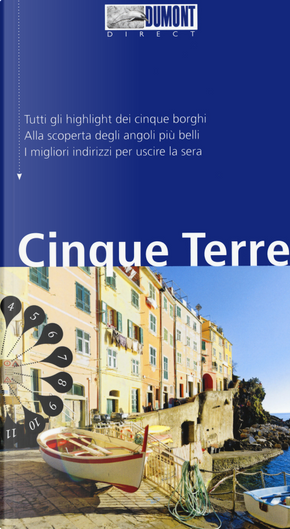 Cinque Terre. Con mappa by Hannah Hauer