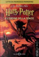 Harry Potter e l'Ordine della Fenice. Audiolibro. CD Audio formato MP3. Vol. 5 by J. K. Rowling