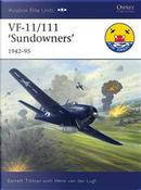 VF-11/111 'Sundowners' 1943-95 by Barrett Tillman