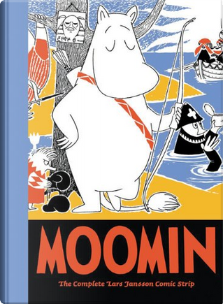 Moomin: The Complete Lars Jansson Comic Strip, Book 7 by Lars Jansson