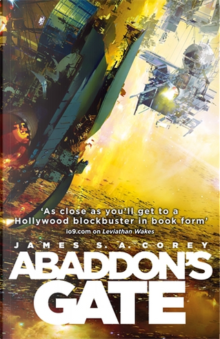 Abaddon's Gate by James S. A. Corey