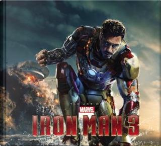 The Art of Marvel Iron Man 3 by Marie Javins, Stuart Moore