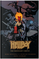Hellboy: The Midnight Circus by Mike Mignola