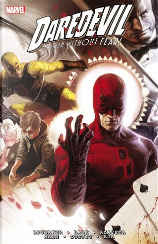 Daredevil Ultimate Collection, Book 3 by Ed Brubaker, Greg Rucka